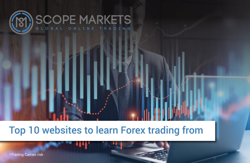 Top 10 websites to learn Forex trading from Scope Markets