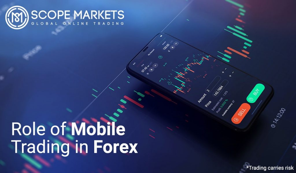 Role of Mobile Trading in Forex Scope Markets