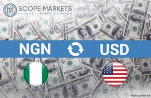 Naira vs USD Scope Markets