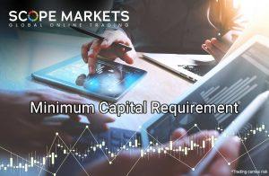 Minimum capital requirement Scope Markets
